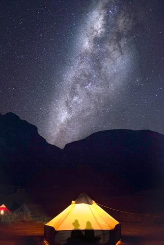 キャンプデート